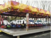 Location de manège carrousel, chevaux de bois, manèges forains authentiques. - image 9