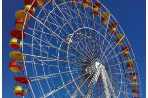 Location de manège carrousel, chevaux de bois, manèges forains authentiques. - présentation 2