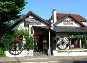 Restaurant Palaiseau 91. Cuisine traditionnelle. La Grange de la Vallée - présentation 2