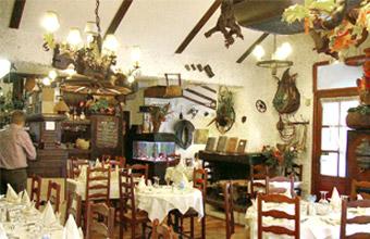 Restaurant Palaiseau 91. Cuisine traditionnelle. La Grange de la Vallée - présentation 3
