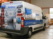 La gamme comporte des systèmes d'étagères pour l'ensemble des véhicules utilitaires légers, mais aussi des BOXX et des mallettes pour les métiers de l'artisanat, du commerce et de l'industrie - image 5