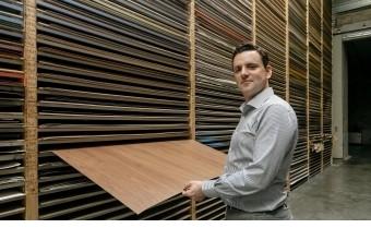 Produits bois Paris. Négoce de bois, panneaux, stratifiés, parquets, terrasse, bardage... - présentation 1