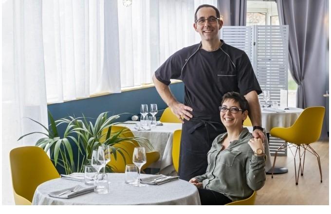Restaurant Morangis 91. Cuisine bistronomique dans un cadre moderne. - présentation 1
