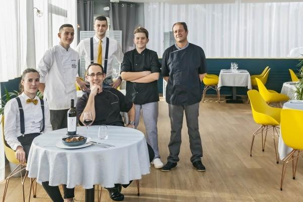 Restaurant Morangis 91. Cuisine bistronomique dans un cadre moderne. - présentation 3
