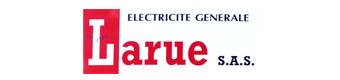 PAUL LARUE ELECTRICITE GENERALE